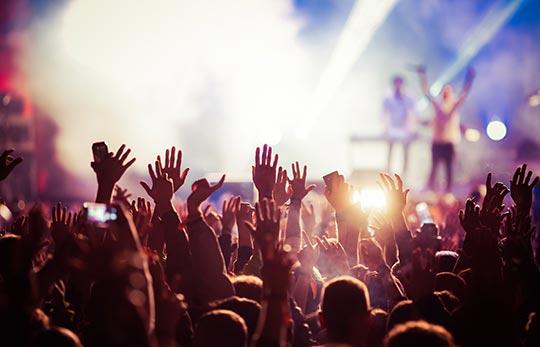 イベント・コンサートを楽しむ